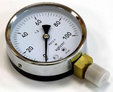 вакуумметр и его применение