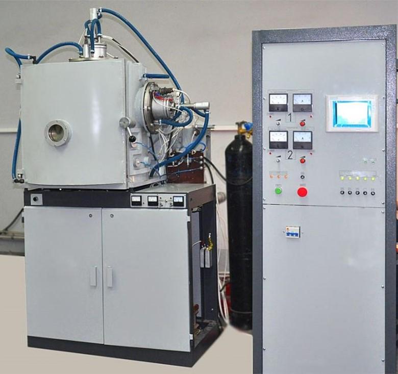 вакуумная установка (напыление)