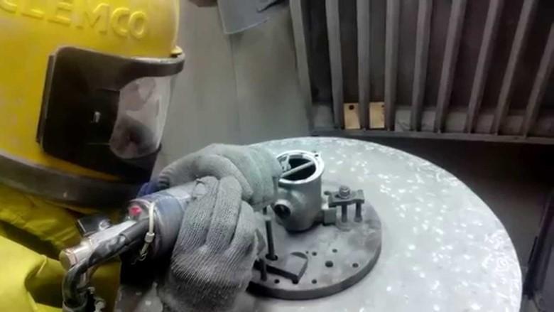 вакуумное напыление металлов